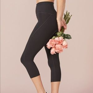 GIRLFRIEND COLLECTIVE black compressive leggings